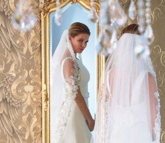 accessoires Bruidssluiers