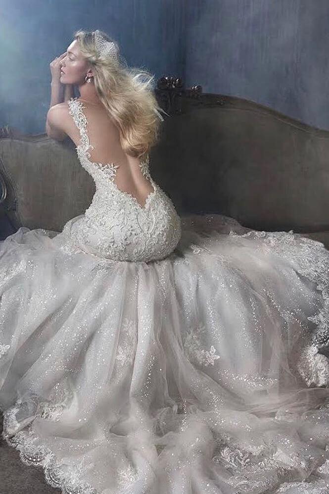 trouwjurken Vintage trouwjurk